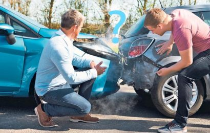 Cum trebuie sa te comporti in cazul unui accident rutier