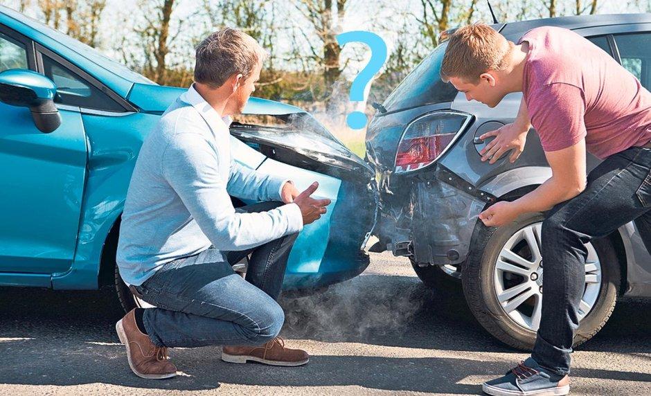 ce facem in cazul unui accident rutier