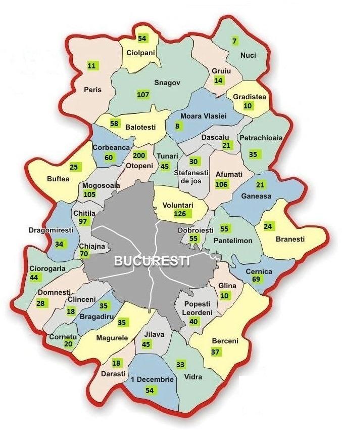 Tractari auto Bucuresti - Ilfov