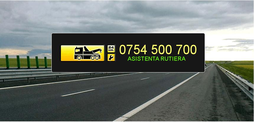 asistenta rutiera Autostrada A2 Soarelui