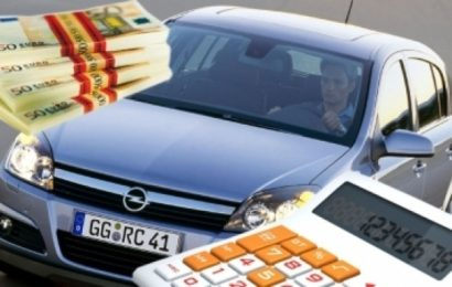 Taxa auto 2018 se apropie de forma finala
