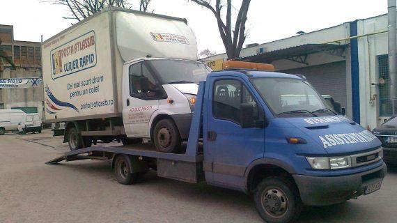 Alegerea unei firme de tractari auto Bucuresti